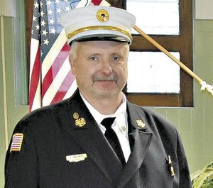 Coal Township Fire Department Deputy Chief Kevin