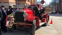 Photo of the Week: Missing fire truck returns home 80 years after devastating blaze