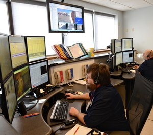 Thirty-four states and two tribal nations benefited from the 911 Grant Program.