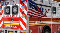 FDNY marks 25th anniversary of EMS merger