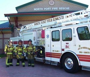A federal grant will allow North Port Fire Rescue to hire more first responders to serve their growing community.
