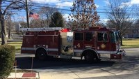 EMT injured after oxygen tank explodes during patient transport