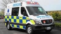 Conn. EMT in critical condition after fatal ambulance crash