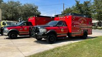 COVID surge taxing Ga. fire-rescue department