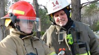How to start a successful junior firefighting program