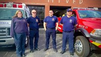 Ind. VFD hires four full-time staff, secures EMS partnership to supplement gaps
