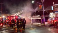 Mayday: 2 FDNY FFs seriously injured in roof collapse