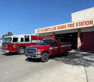 Former NLVFD Firefighter ChristopherCandito, 33, was arrested in July in the February 2020 death of his wife, TiffanySlatsky,8 News Now reported.