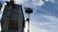 Mont. FFs rescue man trapped in sand-filled silo