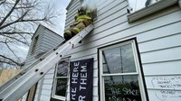 Ohio FFs conduct memorial rescue training in honor of house fire victim