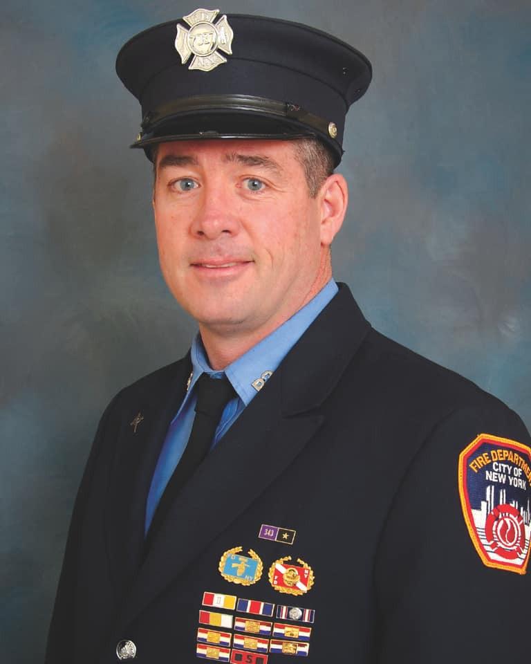 FDNY Firefighter Daniel Foley