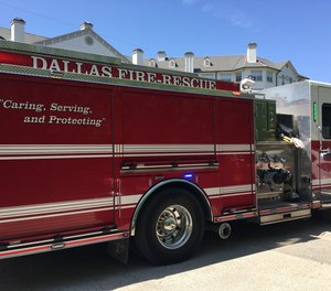 William Carter, 35, was arrested on Friday morning on felony theft charges following a Dallas Police Department investigation, WFAA reported.The warrant for Carter's arrest alleges he lied about positive diagnoses for himself, his spouse and his child, and received $12,548.86 in paid sick leave from Dallas-Fire Rescue.