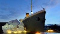 'Iceberg' collapses, injures 3 visitors at Titanic Museum