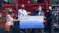 Calif. FD receives $500K to build mobile fire training unit