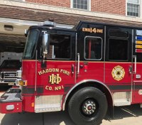 NJ fire truck hits, seriously injures pedestrian
