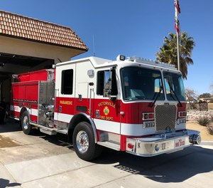 The city of Victorville, Calif. has approved the hiring of six firefighter-paramedics to fully staff the Victorville Fire Department's Station 315 for the first time since it was built in 2009.