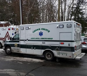 Cedar Grove Ambulance & Rescue Squad  has announced it is temporarily suspending services for the first time in 84 years in order to protect its volunteers from exposure to COVID-19.