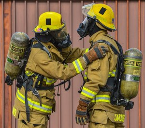 According to a recently published study from Brighton University in the United Kingdom, up to 75% of women firefighters in the United States and Canada reported that they did not always have access to full protective gear that properly fit them.