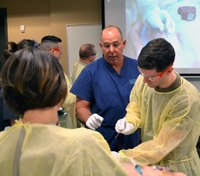 Passion, creativity have impact on EMS continuing education