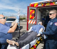 National recognition of first responders and humanizing industry personnel