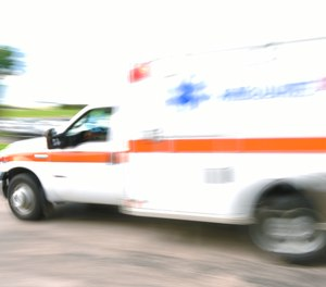 The current and the proposed ordinances require that the ambulance service arrive at the scene of 90% of in-city calls within eight minutes, and 90% of calls in the police jurisdiction within 12 minutes.
