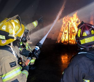 In the fire services, as in life, thought leadership is usually the missing link that will connect the comfort of today with the fear, excitement and evolution of tomorrow. (Photo/DoD)