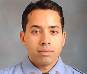 A suspect was arrested in the murder of off-duty FDNY firefighter Faizal Coto, who police believe was the victim of a road rage incident. (Photo/FDNY)
