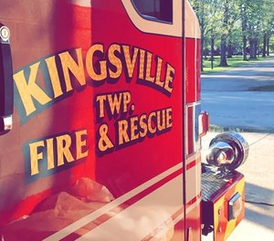 Kingsville Township Fire Chief Jesse Sopko has resigned, citing the