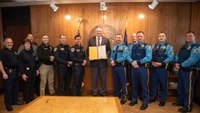Alaska governor welcomes COs, cops fired due to vax mandates