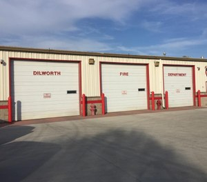 Dilworth Fire Chief and Clay County Sheriff Mark Empting confirmed that two suspected firefighter imposters were actually real firefighters after a public safety notice was released by the police department. (Photo/Dilworth Fire Department Facebook)