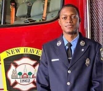Injured Conn. lieutenant rejects fundraiser for himself, OKs scholarship fund