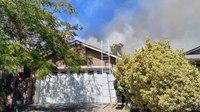 Calif. FF burned, bitten by dog while battling fire