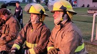 All in the family: Father, daughter graduate fire academy together