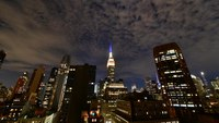 Photo of the Week: Empire State Building display honors EMS Week