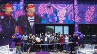 Photo of the Week: Royal Ambulance (Calif.) unveils 'Heroes' mural