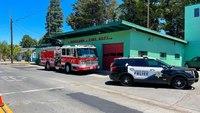 Gunshot victim drives self to Calif. fire station