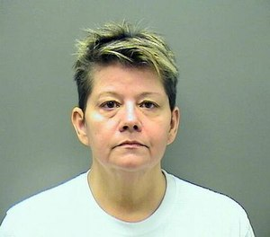Lisa Darlene Glaze was arrested in November 2019 in Arkansas shortly after the family of Gloria Robinson noticed she was not wearing her $8,000 diamond ring when she was pronounced dead at a hospital in Hot Springs.