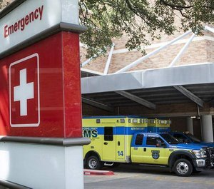 The Austin EMS Association warns that EMS providers are facing overwhelming call volumes that are impacting response times, and feeling pressure to rush through decontamination processes. (Photo/Austin EMS Association Facebook)