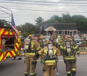 Horry County Fire Rescueresponded to the 1500 block ofHighway 17inLittle Riveraround6:30 a.m.for a fire.