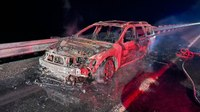 Man tried to steal truck while Wash. FFs put out fire in his car