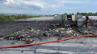 Solar panels sparked fire at Md. Amazon warehouse