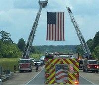 LODD: La. firefighter dies in crash en route to house fire