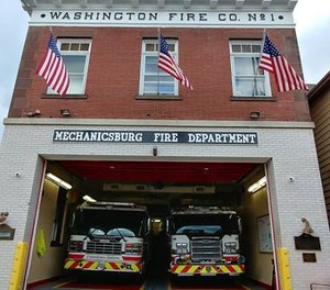 Pennsylvania has nearly 1,800 fire companies, more than any other state, according to the U.S. Fire Administration. The Washington Fire Company is one of the fire departments serving the Harrisburg-Carlisle area. (Photo/Washington Fire Company)