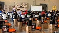 Partnership kicks off event to donate $1.1M in equipment to Texas, NM counties