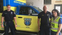 Texas congressional candidate becomes 1st in state history to pledge to join EMS Caucus