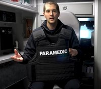 Why EMS providers need a vest with stab and slash protection