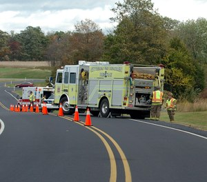 Working on the roadway, whether it's a rural road or a multilane highway, presents a unique set of hazardous conditions that we must remain cognizant of and it usually requires a multi-jurisdictional response. (Photo/IAFC)