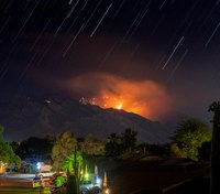 850 homes threatened by Ariz. wildfire
