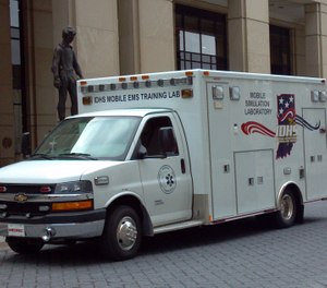 The Indiana EMS Commission has approved revisions to the scope of practice for EMRs, EMTs and AEMTs in the state, which will go into effect on March 1. (Photo/Indiana Department of Homeland Security)
