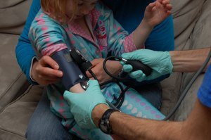 Use pediatric-specific supplies for assessment, treatment, and transport